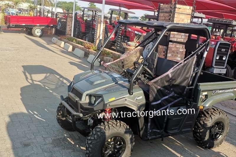 Four wheel drive New Linhai T Boss 410 4X4 UTV ATVs