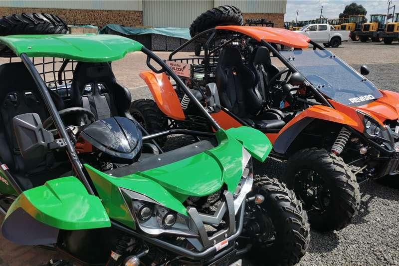 REVARO FALCON 500 2S ( NEW ) ATVs