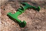Auger Heavy duty 3 point linkage quick attachment