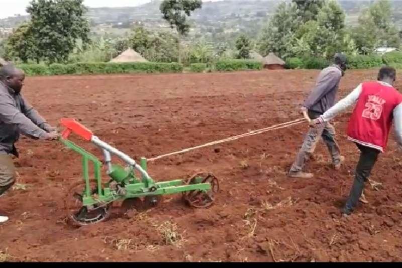 Backsaver Planting and seeding equipment Combi Planter 2020
