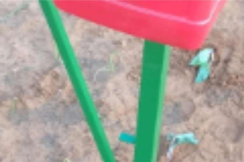 Backsaver Planting and seeding equipment Drawn planters Seedling planter 2020