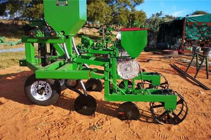 Backsaver Planting and seeding equipment Row planters 2 Row Planter 2020