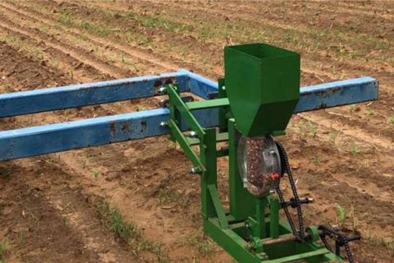 Backsaver Row planters One Row Planter Planting and seeding equipment