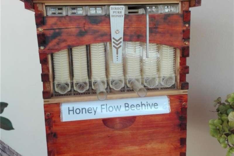 Beekeeping Beehives bee hive for sale. Harvesting honey strait from yo
