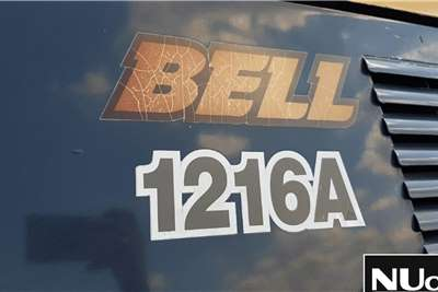 Bell BELL 1216A RIGID TRACTOR Tractors