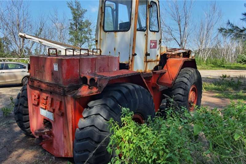 Bell Tractors Bell Articulated Tractor