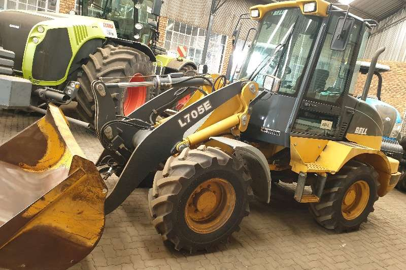 Bell Tractors Other tractors 2014 Bell L705E Loader 2014