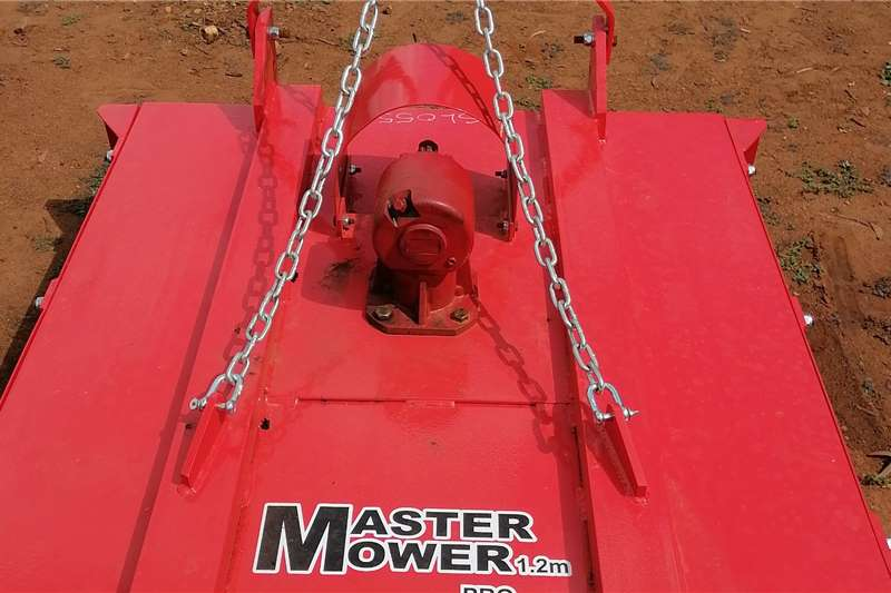 BGU 1.2M SLASHER NEW  PRO Lawn equipment