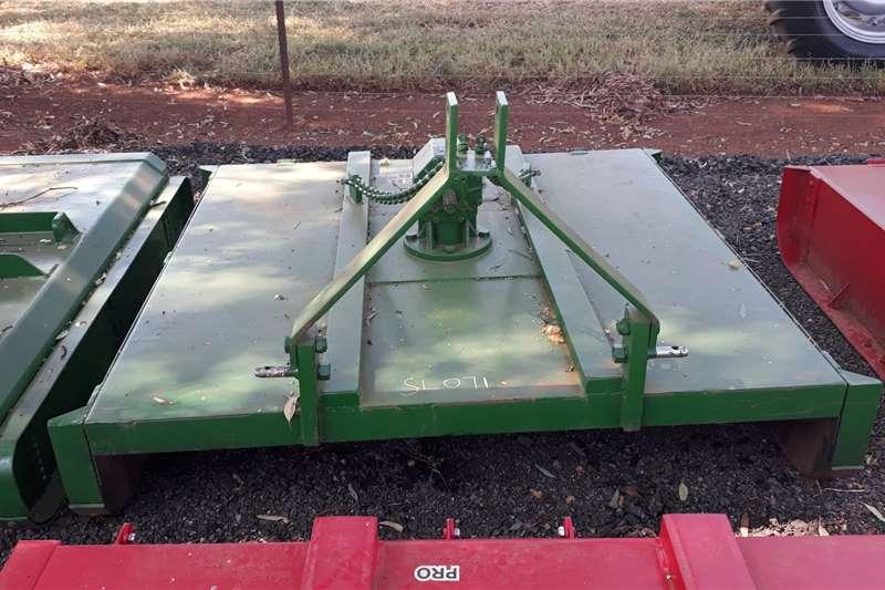 BGU 1.5M Slasher   New   Eco Lawn equipment
