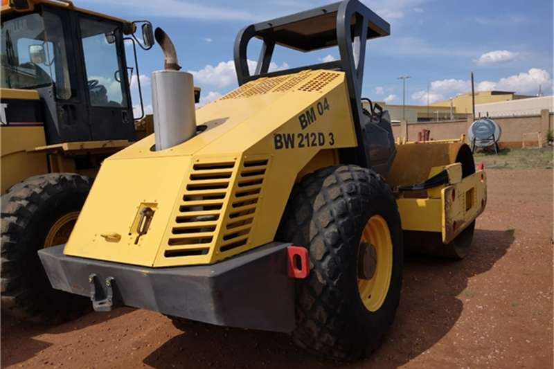 Bomag Machinery