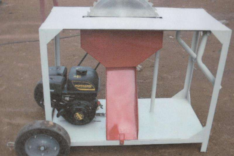Bosvreter Saw Sliding Mobile Saw