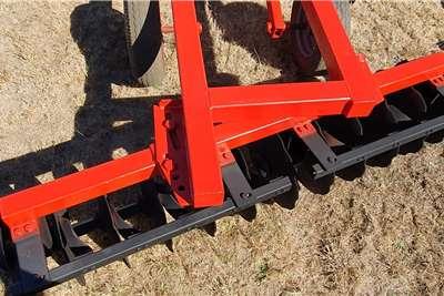 BPI Disc harrows BPI 12x12 24 Hydraulic disc harrow Tillage equipment