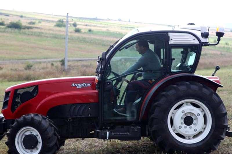 Brand new Armatrac 804.4 Cab Orchard Tractors