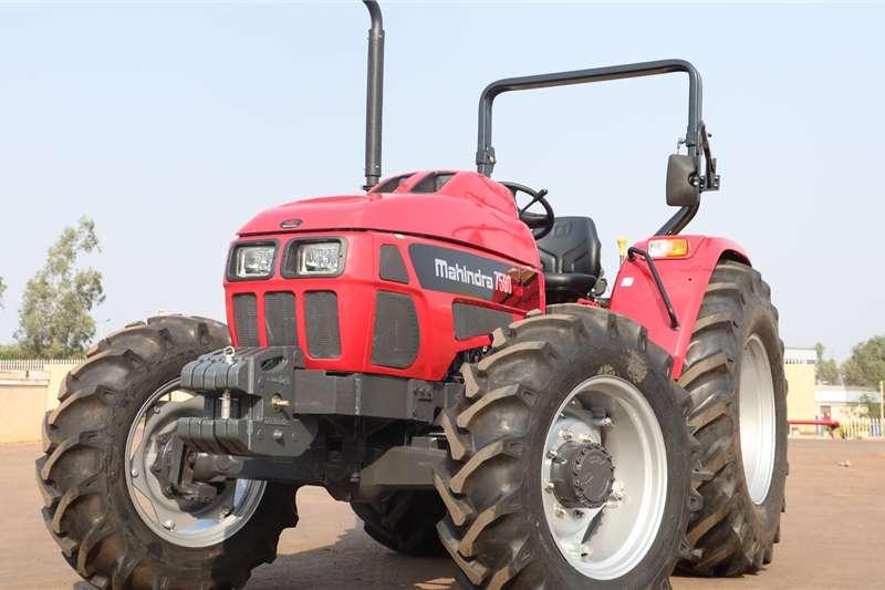 Brand new Mahindra 7590 4wd Tractors