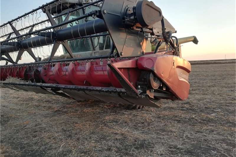 Case Combine harvesters and harvesting equipment