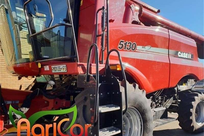 Case Harvesting equipment 2014