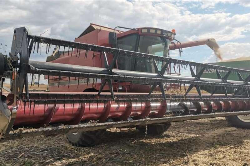 Case Flex headers 2388 Combine without head Harvesting equipment