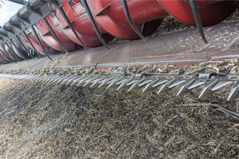 Case Flex headers Case 1020 30ft flex head Harvesting equipment