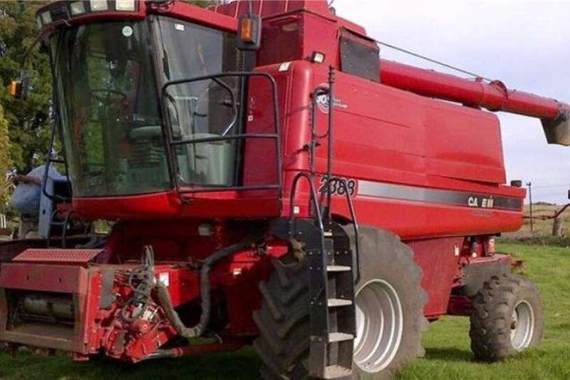 Case Harvesting equipment Grain harvesters Case IH 2388 2007