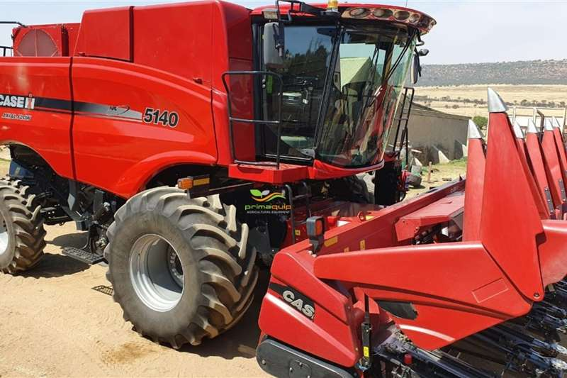 Case Harvesting equipment Grain harvesters Case IH 5140 2017