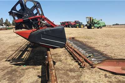 Case Grain harvesters Case Rigid Header+sunflower header equipment Harvesting equipment