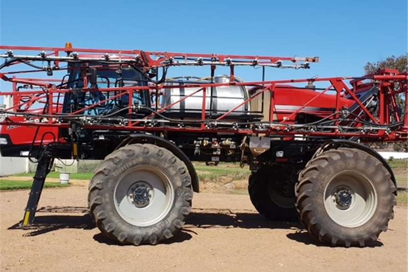 Case Sprayers and Spraying Equipment