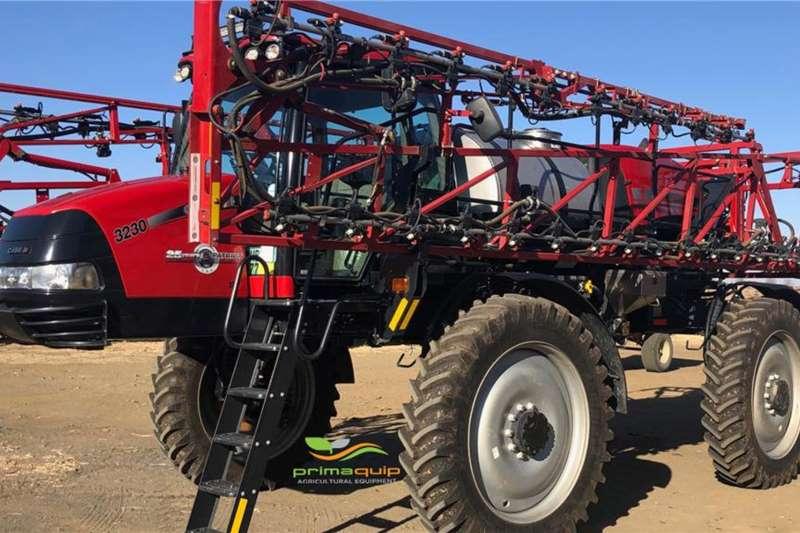 Case Spraying equipment Boom sprayers Case Patriot 3230 2017