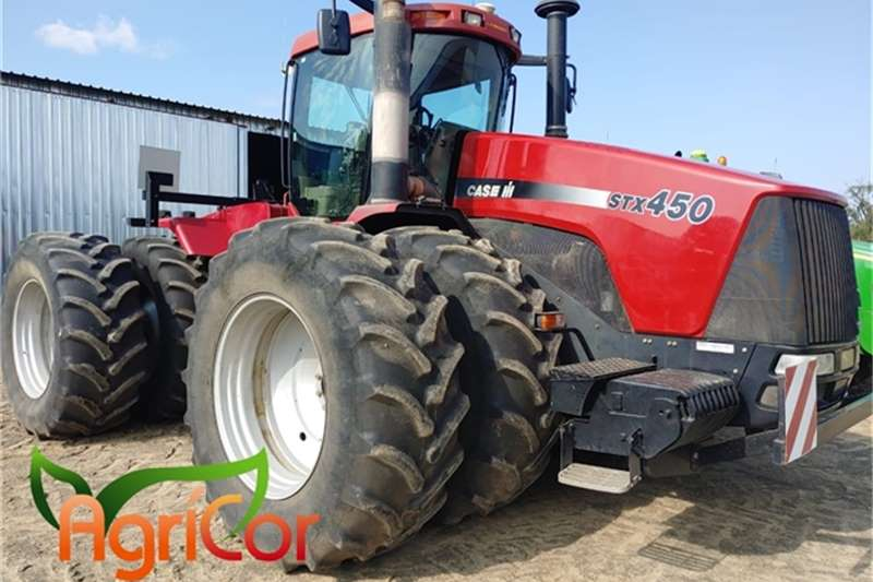 Case Tractors 2005