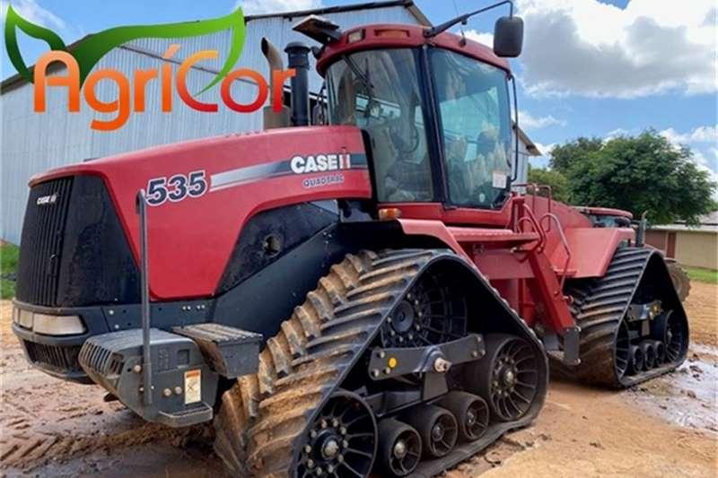 Case Tractors 2008