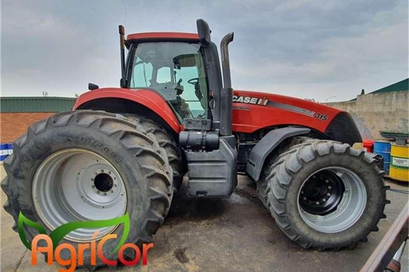 Case Tractors 2011