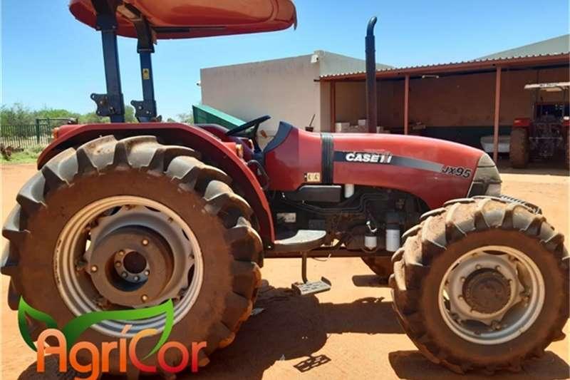 Case Tractors 2012