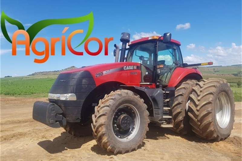 Case Tractors 2013
