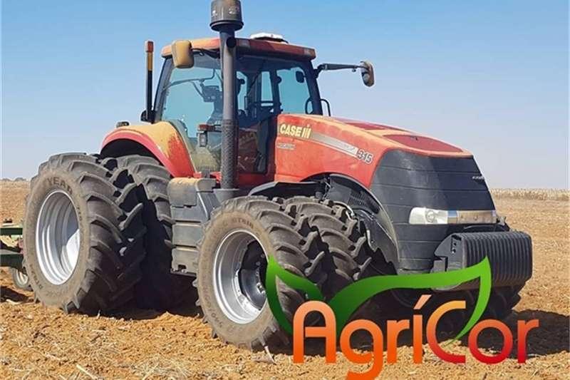 Case Tractors 2014