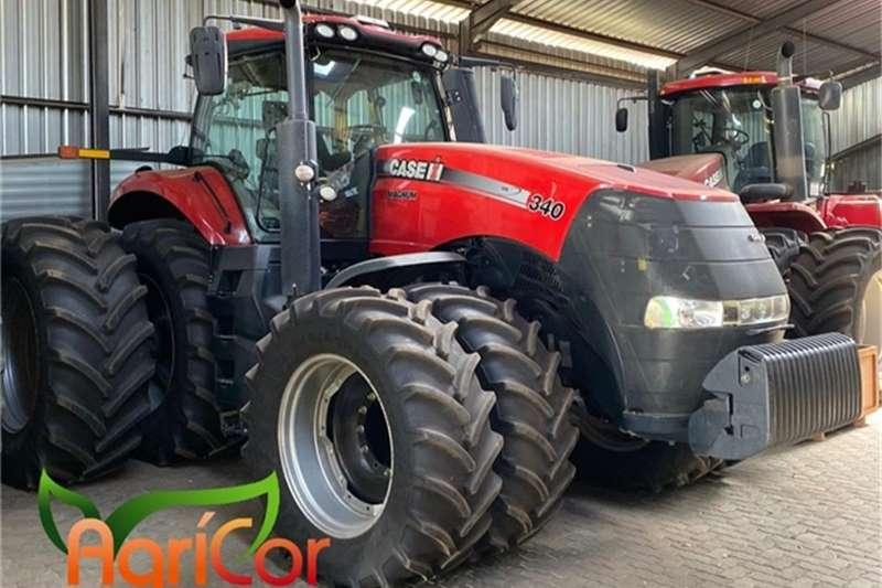 Case Tractors 2017
