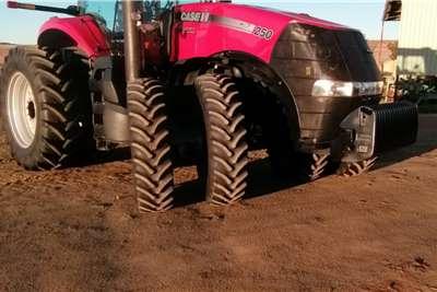 Case 2018 Case Magnum 250 190kw Full Auto Pilot Tractors
