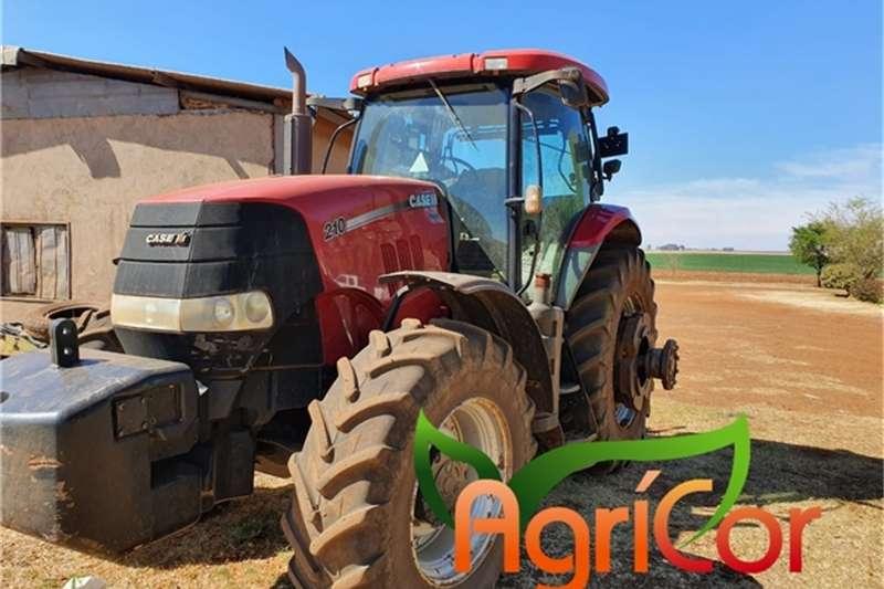Case Tractors 2018