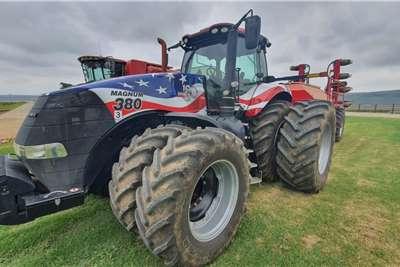 Case 2019 Case Magnum 380 260kw Full auto pilot Tractors