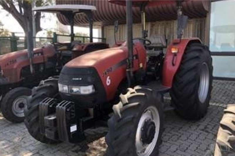 Case Tractors 2WD tractors CASE IH JX903260 Hours 2014