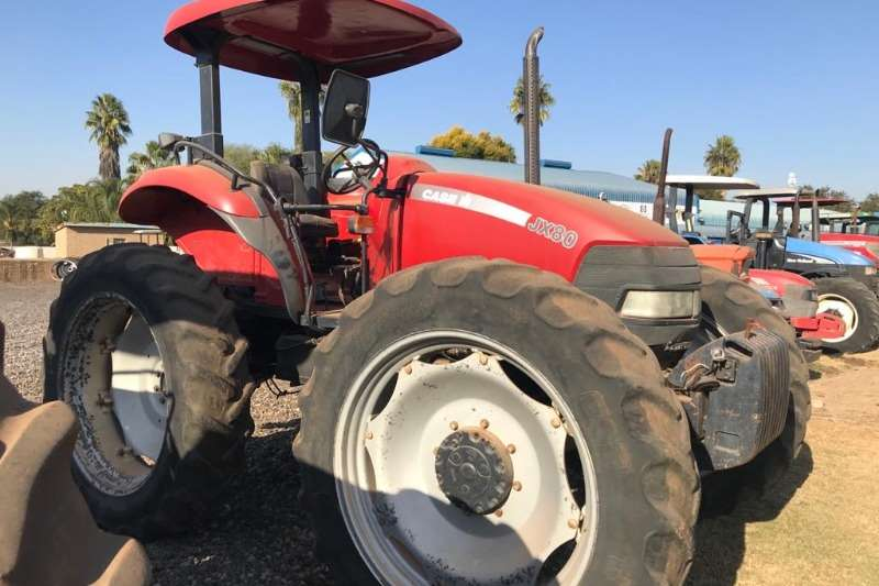Case 2WD tractors CASE JX80 TREKKER Tractors