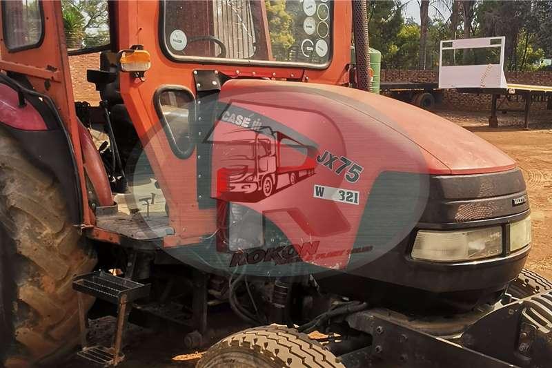 Case 2WD tractors JX75 Tractors