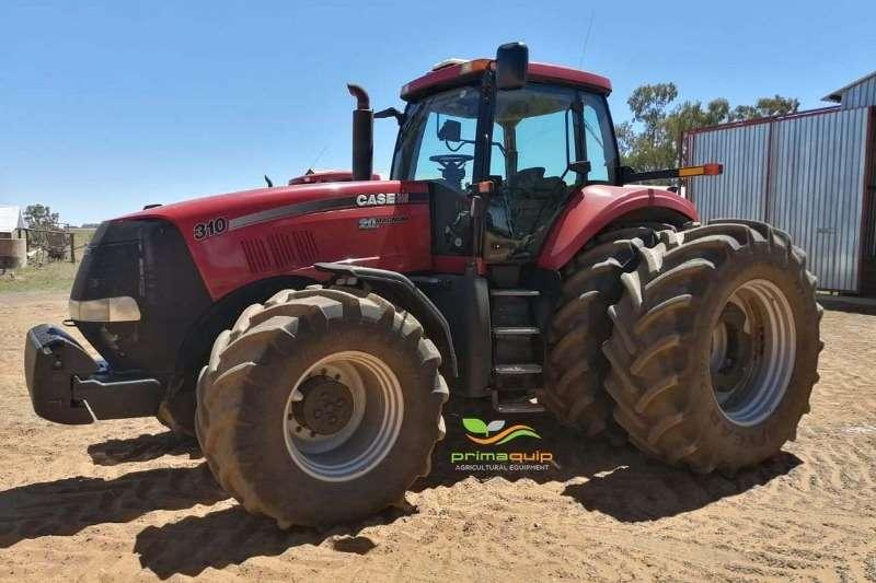 Case Tractors 4WD tractors Case IH Magnum 310 2008