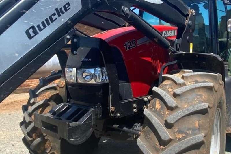 Case 4WD tractors Case IH Maxxum 125 Tractors