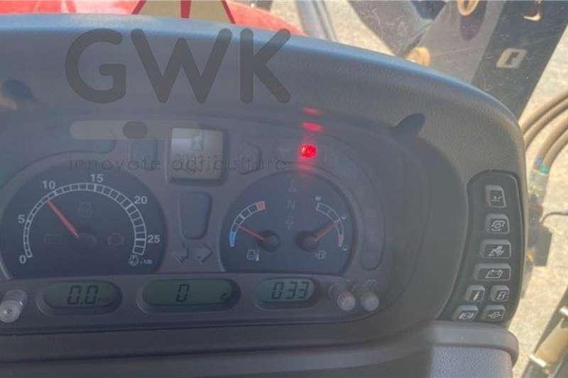 Case 4WD tractors Case IH MAXXUM 125 Limited Edition Tractors