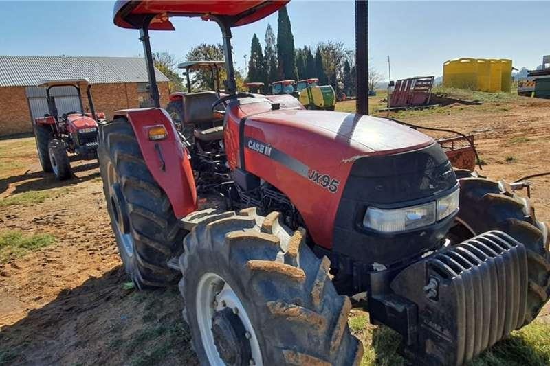 Case Tractors 4WD Tractors Case JX 95 2012