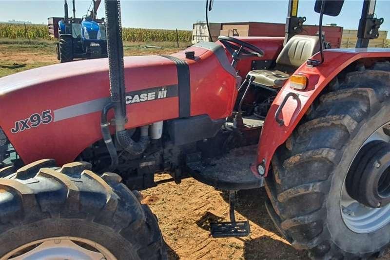 Case Tractors 4WD tractors Case JX 95 2013