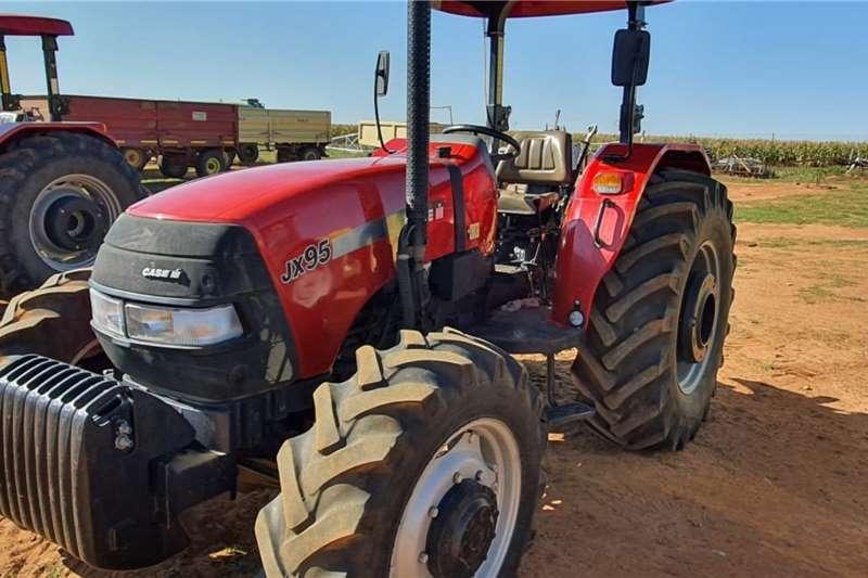Case Tractors 4WD Tractors Case JX 95 2016