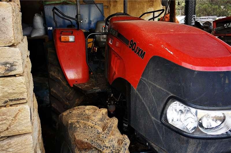 Case 4WD tractors Case JXM90 4x4 Tractors