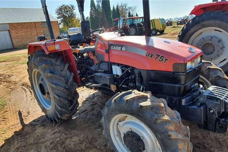 Case Tractors 4WD Tractors Case JXT 75 2018