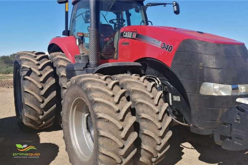Case Tractors 4WD Tractors Case Magnum 340 2015