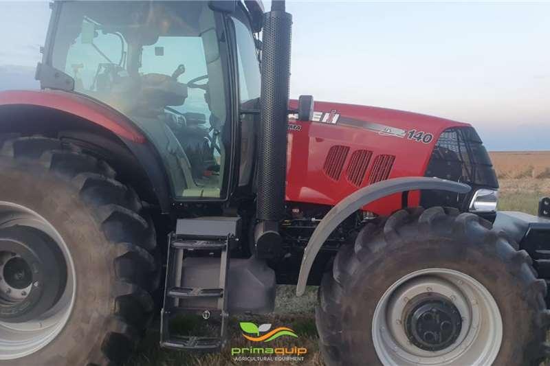 Case Tractors 4WD tractors Case Puma 140 2018